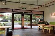 普陀镇坪路沿街一楼餐饮门面 写字楼环绕 执照齐全