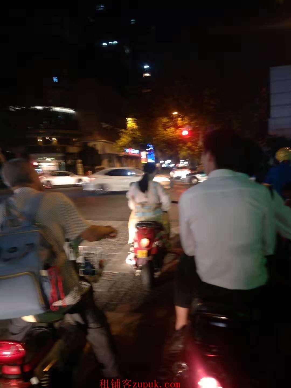 江干区景芳核心商圈沿街夜宵火锅烧烤旺铺 人流超大