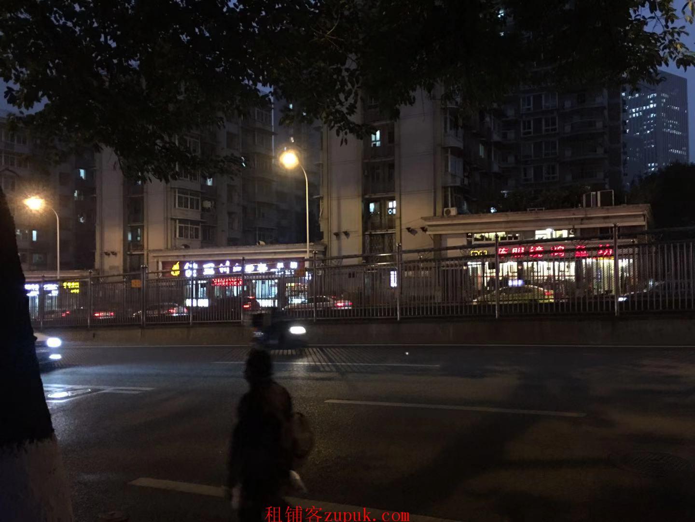 SDS)大型酒店围绕 三通 可外摆盈利旺铺 急转