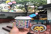 静安 嘉里中心对面沿街饮品铺 缺一家有质感的咖啡店