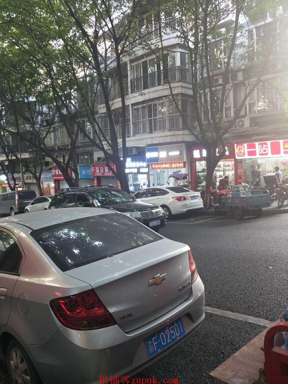 (水电气三通)渝北回兴临街主干道特色餐饮转让PDD