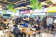西湖区西溪银泰成熟商场美食档口转租 客流量稳定