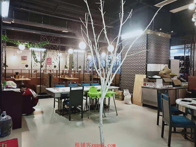 花果园永辉超市内火爆位置餐饮店盈利生意转让