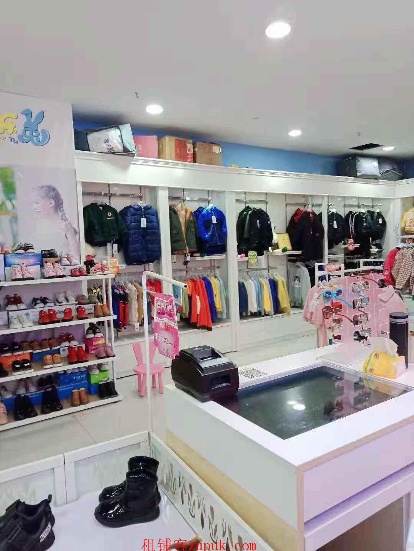 (品牌服装店)北碚中庚城超市出口旺铺