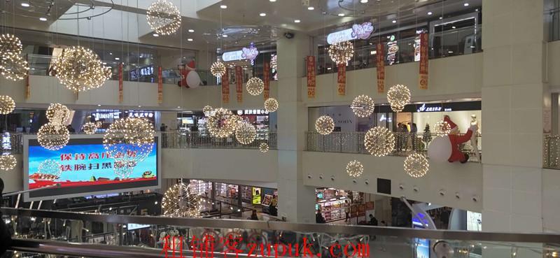 鸿通城购物中心12平盈利旺铺转让
