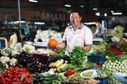 宝山 共富菜市场扩建 招 干活 蔬菜肉类零 售海鲜
