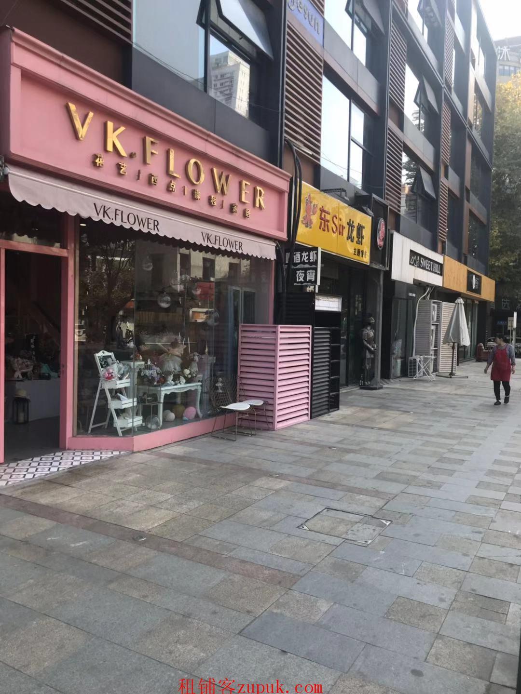 南京新街口淮海路延龄巷太平南路远洋国际中心商铺转让可做餐饮