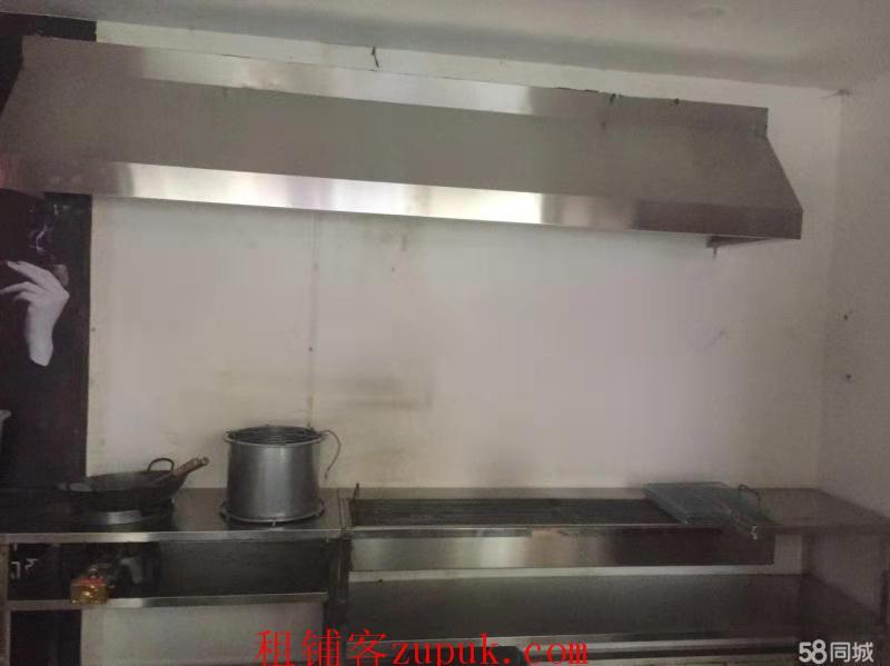 烧烤店转让,每天能卖2000,接手可经营