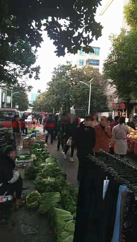 急转小河平桥西工菜市场人流量超大当街旺铺