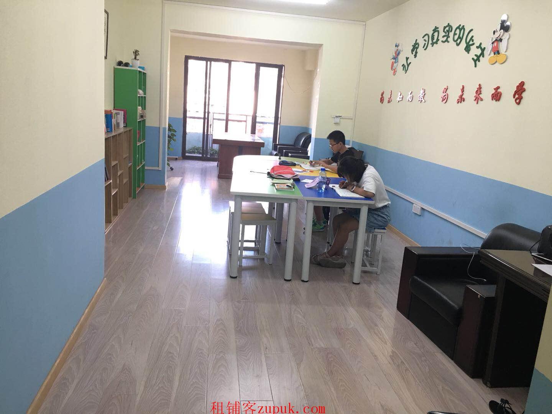 南桥寺成熟小区培训机构低价转让