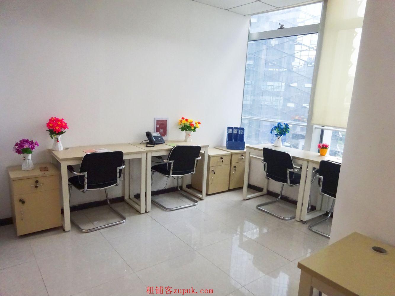 业主直租 独立中小办公室出租 可注冊变更解锁办签证