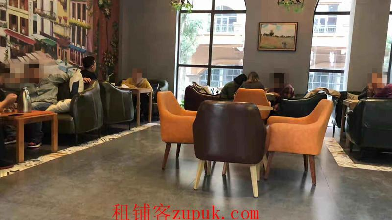 合作承包出租转让清镇中环国际盈利咖啡店会所