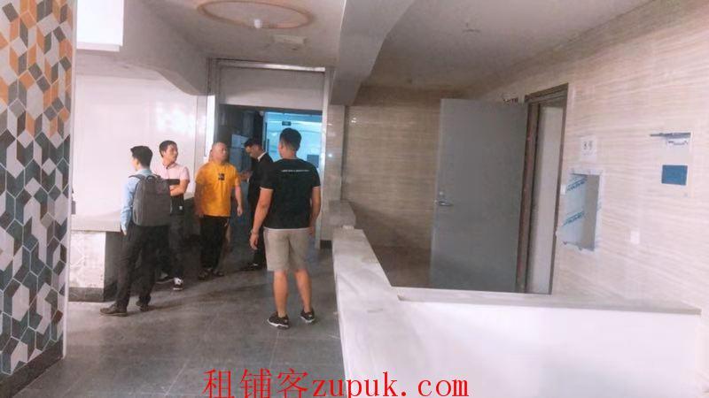 滨江产业园区办公配套美食档口 万人办公 排队就餐