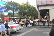 下城区庆春路马市街十字路口沿街旺铺执照齐全人流超大