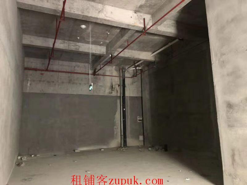 业主直租人民东路地铁口门面(平安总部楼下)
