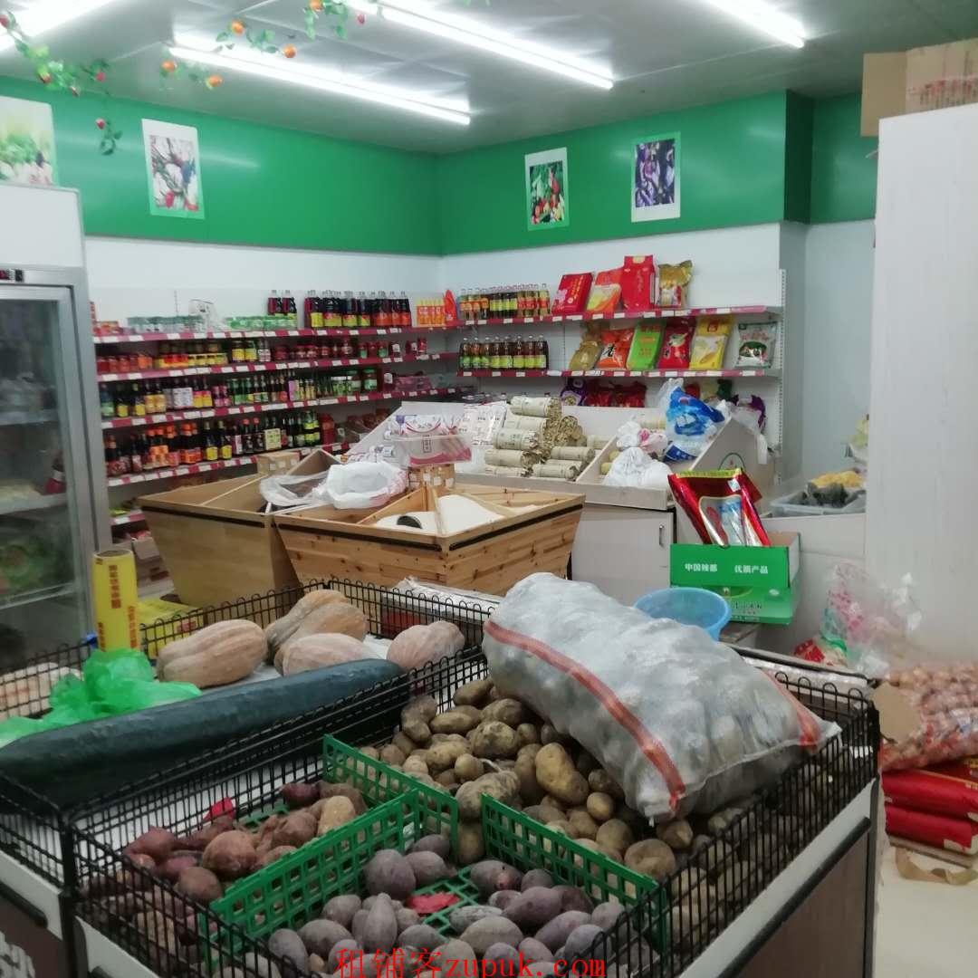 金融城 会展城 生鲜超市盈利商铺转让