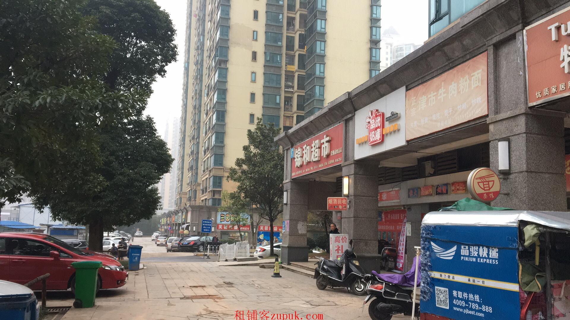 (人人)开福区广电中心旁恒大雅苑街铺优转,中介勿扰!