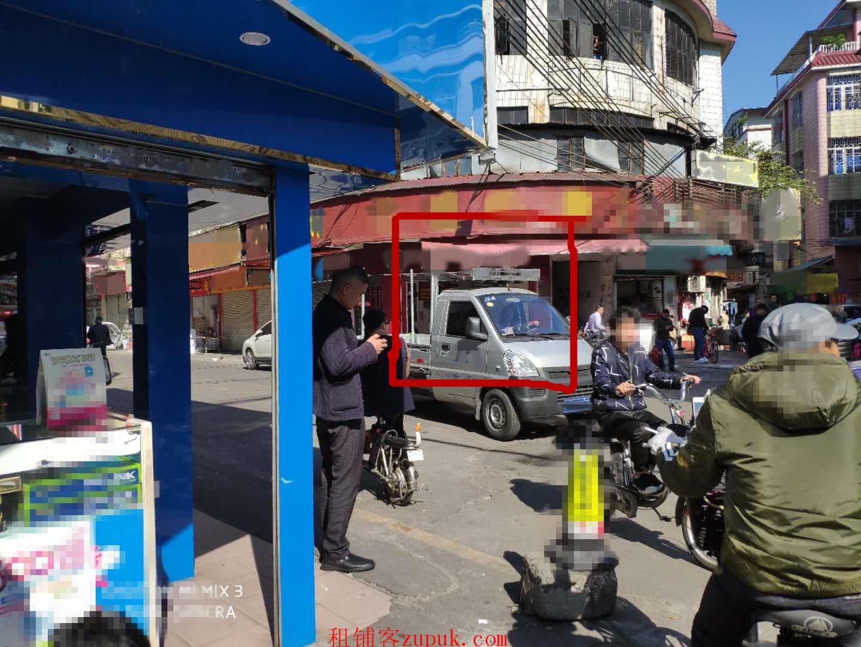 海珠城中村十字路旺铺,日营不低于5500