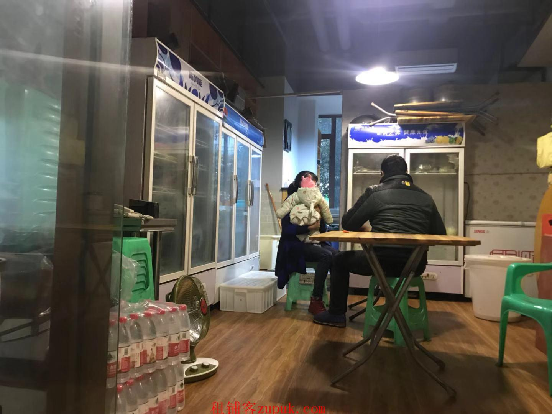 SDS)众多小区围绕 成熟商业圈 盈利餐饮店 急转