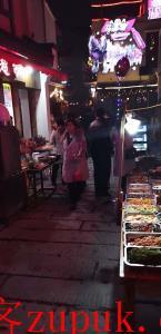 市中心人民西路30㎡夜宵小吃店转让(适合晚上营业)