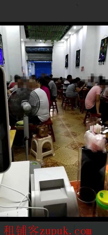 玉溪路盈利餐馆转让