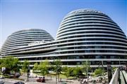 银河SOHO高端办公楼整层办公出租3300平米