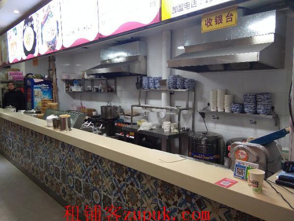 光谷青年城76㎡临街餐饮店低价急转