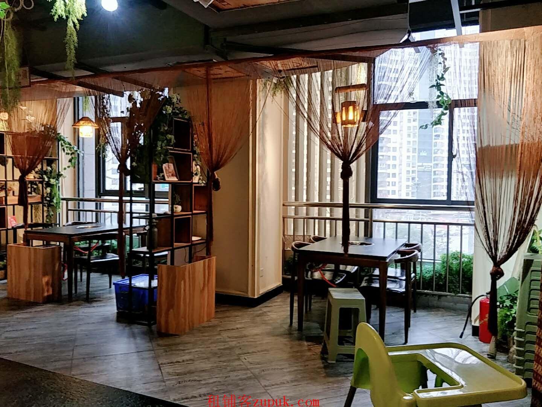 渔安新城E区特色餐饮店铺转让