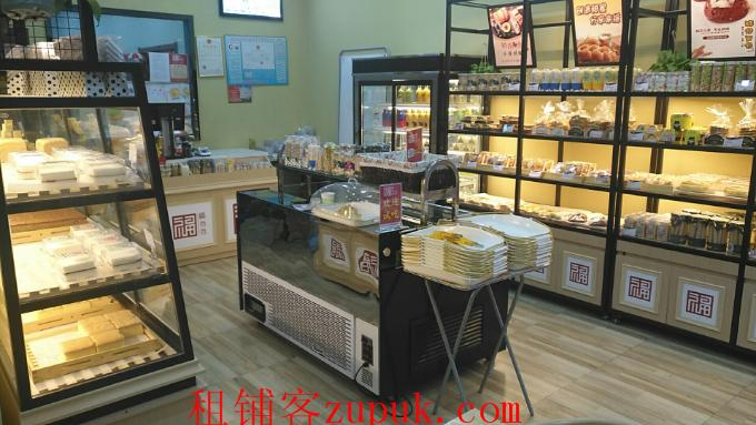 青山成熟小区蛋糕面包房优惠转让