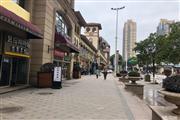 光谷步行街教堂旁十字路口停车场入口临街旺铺