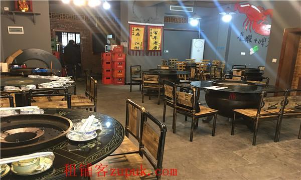 渝北区龙裕街餐饮一条街特色江湖菜转让PDD