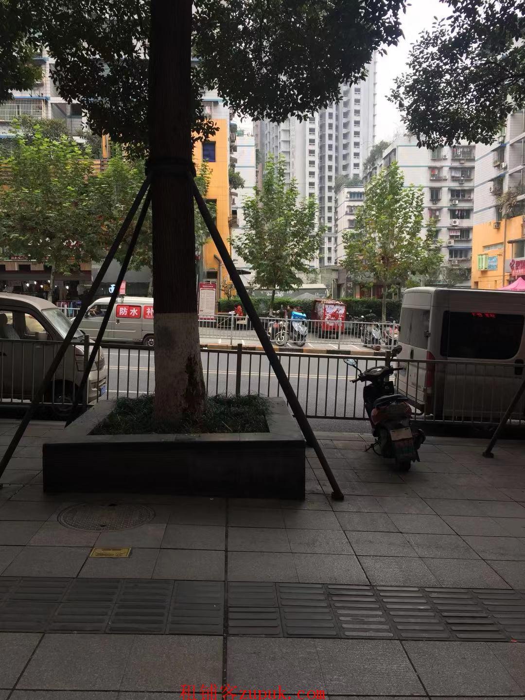 重庆南坪福利社永辉超市对面临街门面转让