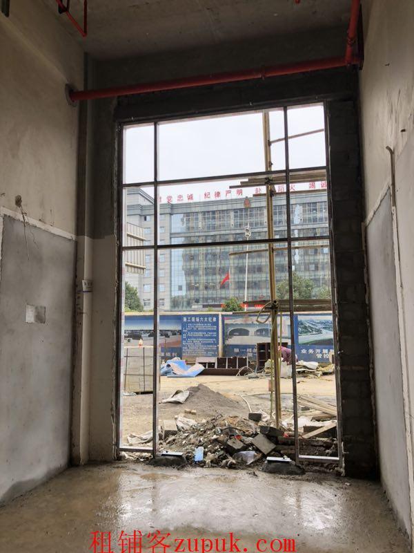 观府壹号省医新院区旁门面出租
