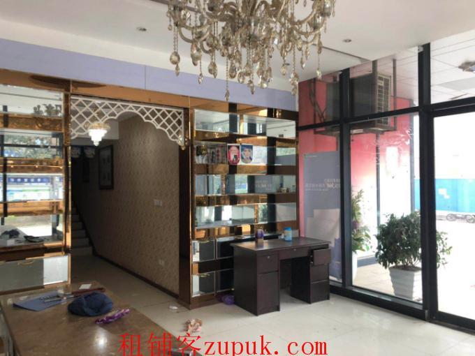 珞狮南路双门头临街店面出租,美容、百货行业不限