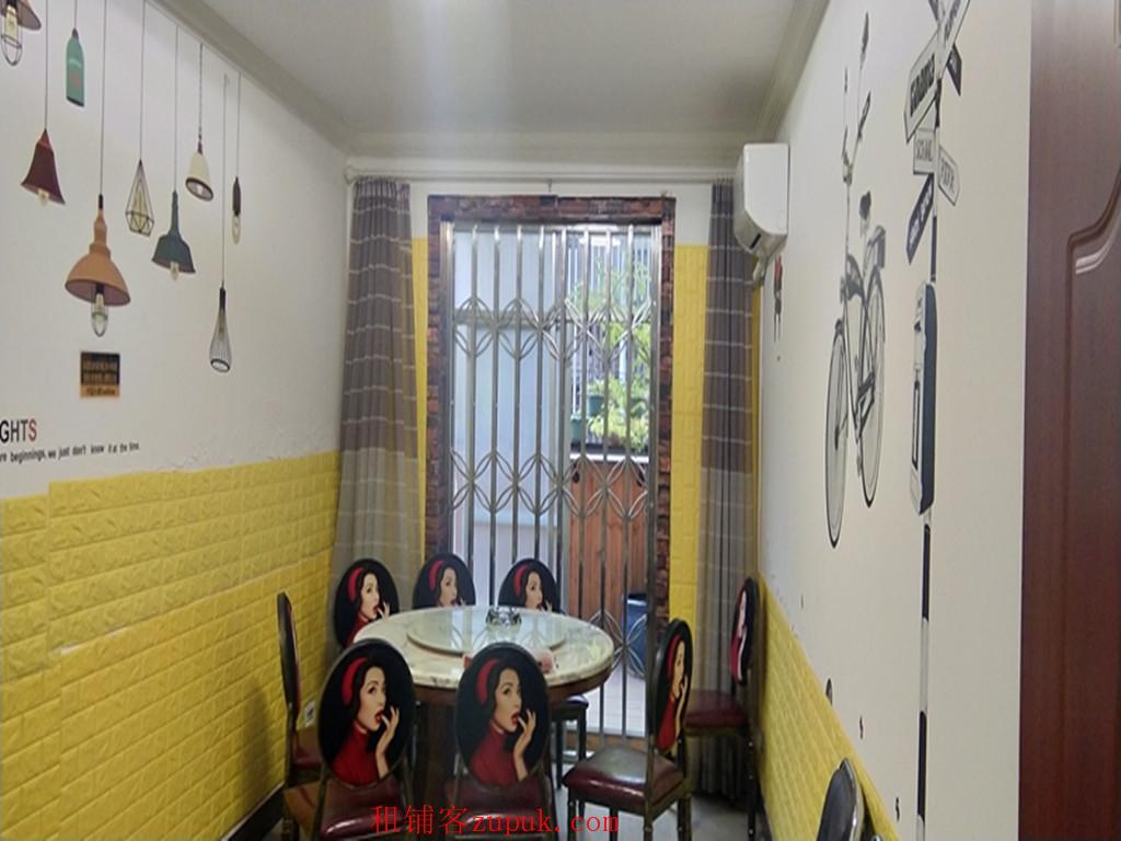 市西路盈利私房餐馆转让