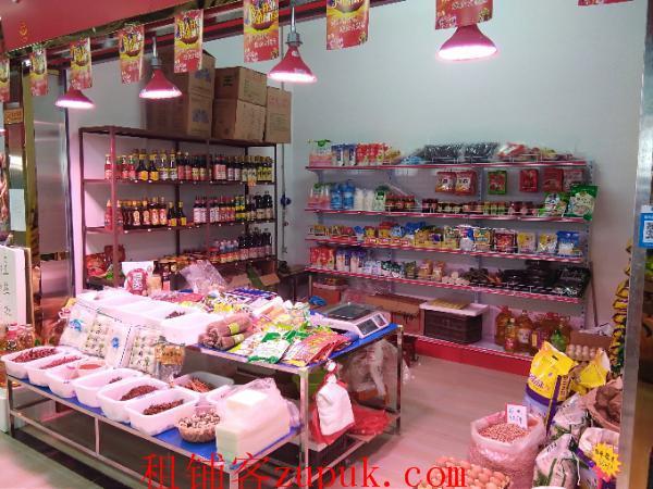 汉南纱帽街农贸市场11㎡档口低价转让