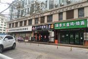 万达广场对面(经七路/红专路路口)饭店转让