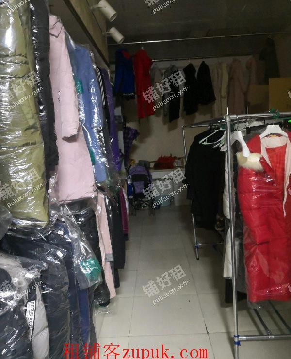 蔡甸成熟社区75㎡干洗店转让
