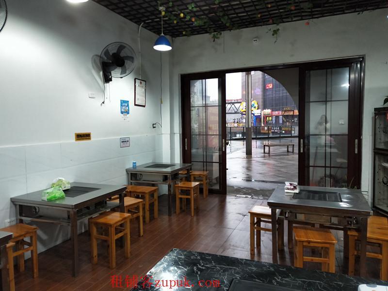 金阳沃尔玛绿地联盛一楼烧烤店生意转让