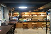 英语主题咖啡店烘焙店糕点店无转费招租