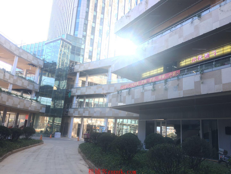 润城第二大道中心广场优质铺面直租