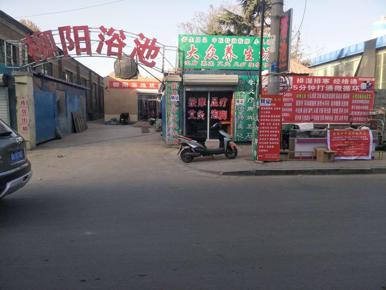 出租北国益庄商圈柳阳街便民市场商铺
