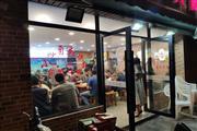 松江泗泾镇地铁站,重餐饮执照水电煤气齐全地铁人流大