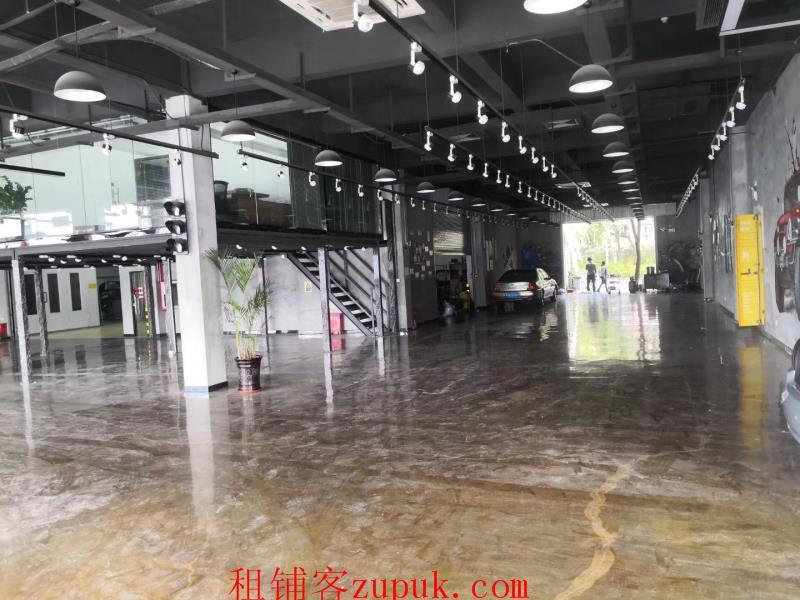 前海桂庙路临街旺铺急租