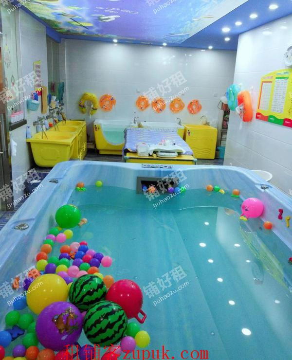 新南湖29街商业街婴儿游泳馆转让