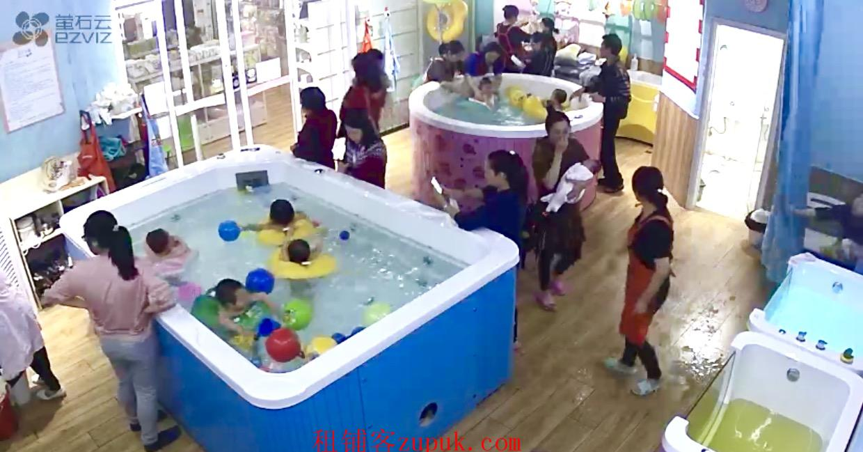 越秀区高档小区人气旺母婴游泳馆零售产康综合体转让