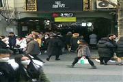 静安南京西路商圈重心旺铺出租!超高性价比,人流全天不断!