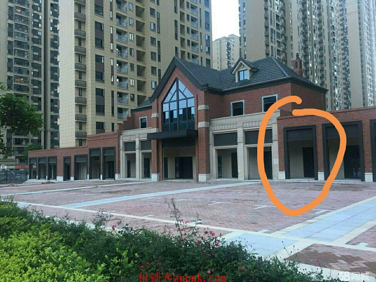 长沙县星沙保利香槟国际广场BRT/地铁旺铺,租金面议!!