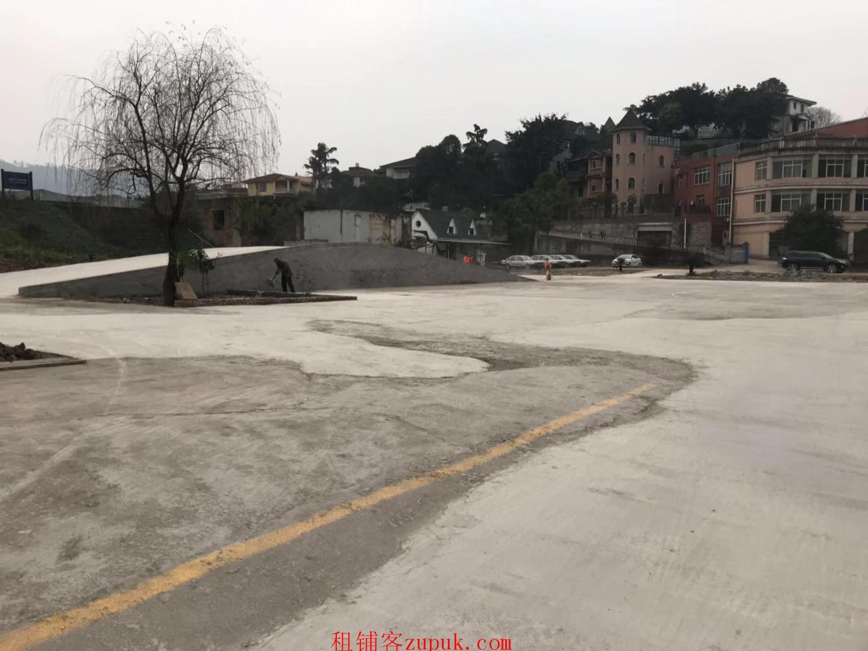 可分租九龙坡含谷镇鑫源工业园场地出租