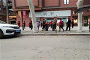 红钢城丽红购物广场160㎡店面空转,行业不限